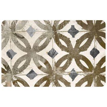 Bungalow Flooring Gold Tile Mat - 23