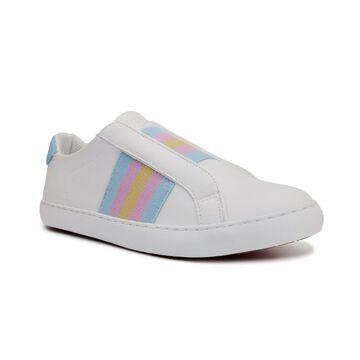 London Fog Women's Briton Slip-On Sneakers Women's Shoes