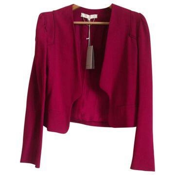 Vanessa Bruno Pink Viscose Jackets