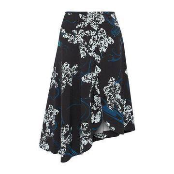 CEDRIC CHARLIER 3/4 length skirt