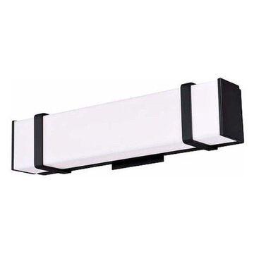Vaxcel Lighting W0234 Noah 1 Light LED Bath Bar