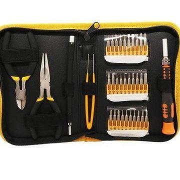 Syba 35 Piece Multi-purpose Precision Screwdriver Set in a Zipper Organized...