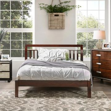 Furniture of America Perillean Platform Bed