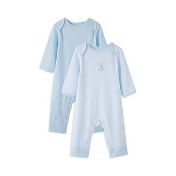 Little Me Boys' Doggy Coverall, 2 Pack - Baby