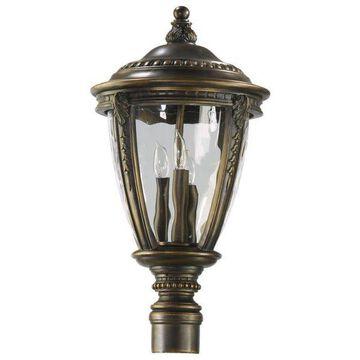 Quorum International Q7325-3 Pemberton 3 Light Outdoor Post Light
