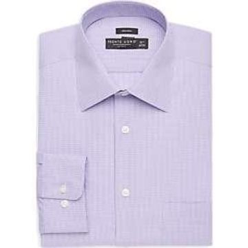 Pronto Uomo Lavender Dress Shirt