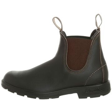 Blundstone Mens super 550 series Leather Closed Toe Ankle