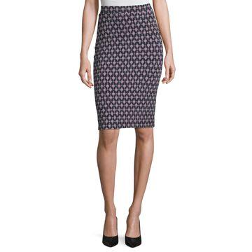 Liz Claiborne Womens Pencil Skirt