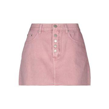 GLAMOROUS Denim skirts