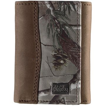 Ole Miss Rebels Tri-Fold Camo Wallet