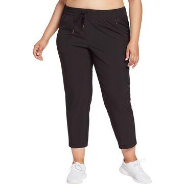 CALIA by Carrie Underwood Women's Plus Size Journey Woven Pants