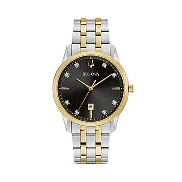 Bulova Sutton Watch, 40mm