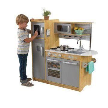 KidKraft Uptown Natural Play Kitchen W