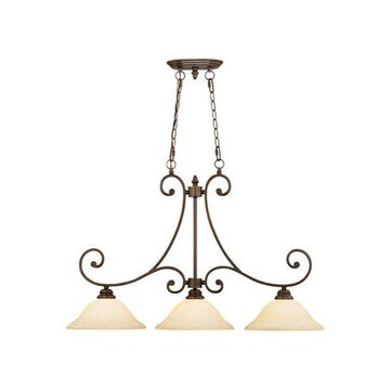 Millennium Lighting, 1233-RBZ, Traditional