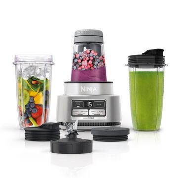 Ninja Foodi Smoothie Bowl Maker and Nutrient Extractor/Blender 1200WP with Exclusive Sauce Preset