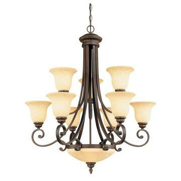 Millennium Lighting, 1211-RBZ, Traditional