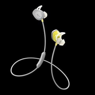 Bose SoundSport Wireless Headphones Refurbished Citron
