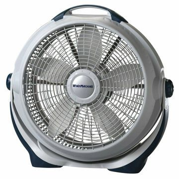 Lasko 3300 20  Wind Machine Fan With 3 Energy-Efficient Speeds - Features Pivo