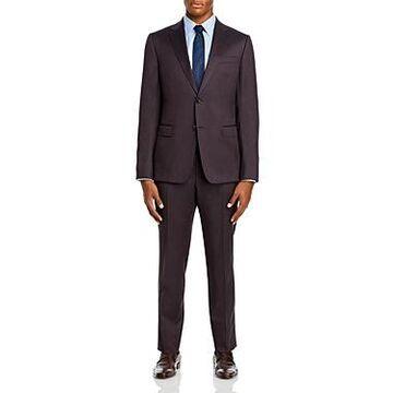 Z Zegna Drop 8 Twill Slim Fit Suit