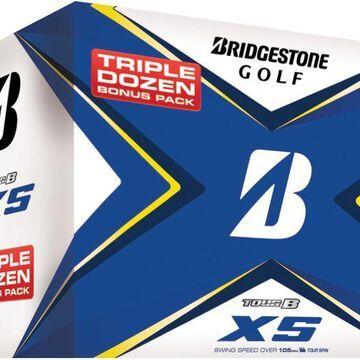 Bridgestone 2020 TOUR B XS Golf Balls - Triple Dozen