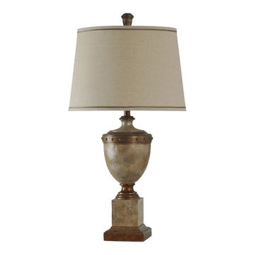 Unbranded Rustic Table Lamp