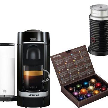 Nespresso Vertuo Plus Deluxe Machine w/ Frotherby DeLonghi