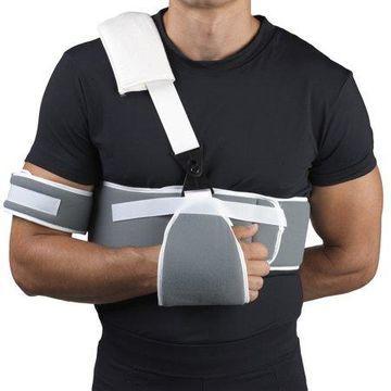 OTC Sling and Swathe Shoulder Immobilizer, Grey, Universal