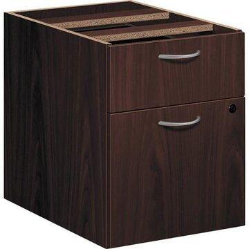 HON, Foundation Pedestal File - 2-Drawer, 1 Each