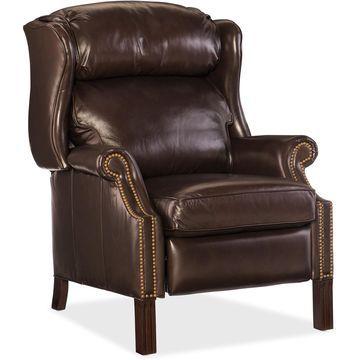 Hooker Furniture Living Room Finley Recliner