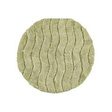 Better Trends Indulgence Round Bath Rug 30