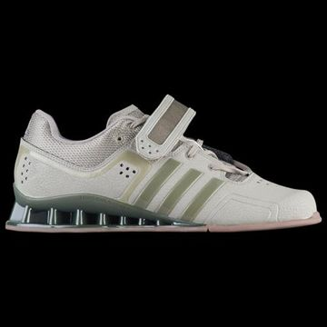 adidas Adipower Weightlifter Active Weightlifting Shoes - Trace Cargo / White Tint