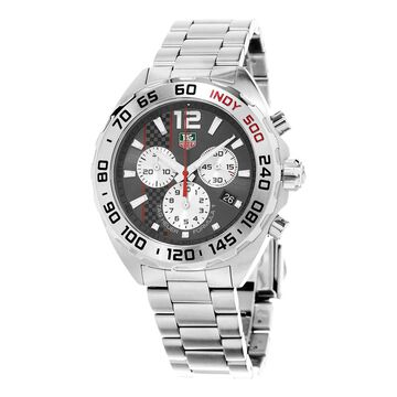 Tag Heuer Men's CAZ1114.BA0877 'Formula 1' Chronograph Stainless Steel Watch