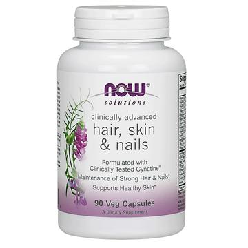 Hair, Skin & Nails Formula Now Foods 90 Caps