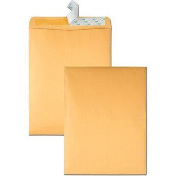 Quality Park, QUA41620, Durable Kraft Catalog Envelopes, 250 / Carton, Brown Kraft