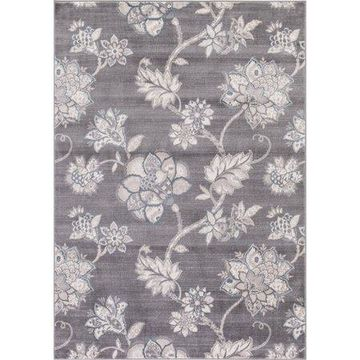 Concord Global Trading Lara Collection Floral Harmony Area Rug