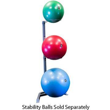 Body-Solid Stability Ball Storage Rack