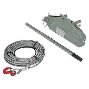 VESTIL CP-30 Long Reach Cable Puller/Lifter,3000 lb.