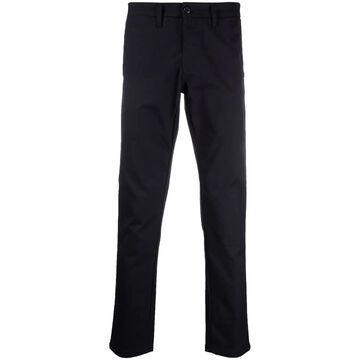 Sid slim-fit trousers