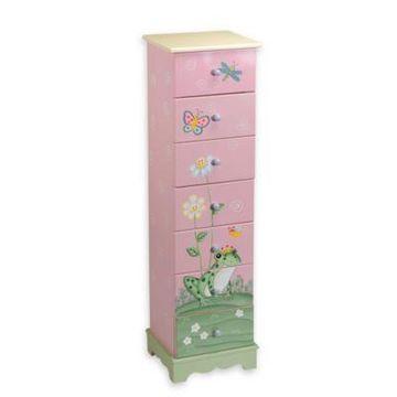 Teamson Magic Garden 7-Drawer Cabinet