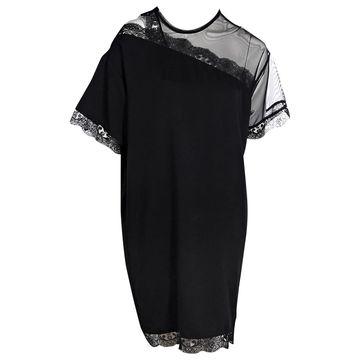 Christopher Kane Black Polyester Dresses