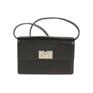 Furla 1927 Belt Loop Detail Mini Shoulder Bag