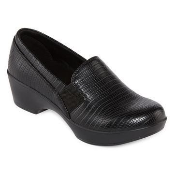 Yuu Womens Calinda Slip-On Shoe Round Toe
