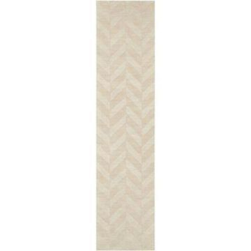Artistic Weavers Central Park Carrie 2-Foot 3-Inch x 8-Foot Runner in Ivory