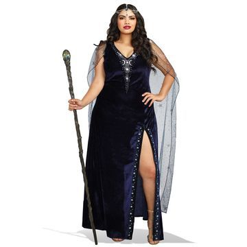 Dreamgirl The Sorceress Plus Size Costume-2XL