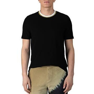 Atm Anthony Thomas Melillo Cotton Pique Hand Painted Tee