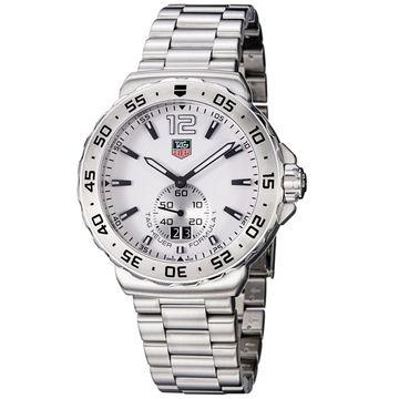 Tag Heuer Men's WAU1113.BA0858 'Formula 1 Grande Date' Stainless Steel Watch
