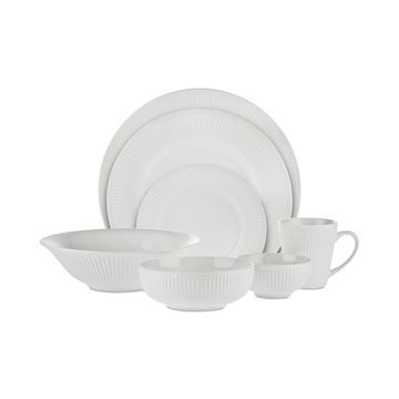 Republique 42-Pc. Dinnerware Set, Service for 8