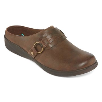 Yuu Womens Darnette Slip-On Shoe Round Toe