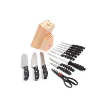 Gibson Oster Granger 14 Piece Cutlery Set With Block -
