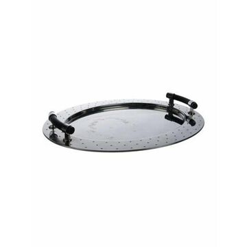 Michael Graves Oval Tray black